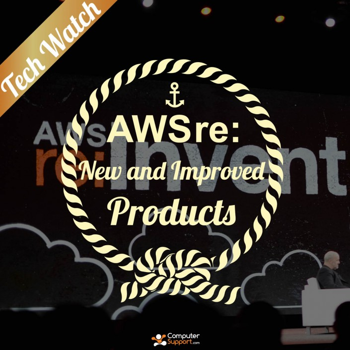 AWS re: Invents Itself Again: New and Improved Products and Services at November Conference