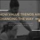 value trend