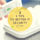 5SecurityTips