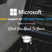 Windows2003Ends