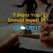 Cloud IT for Healthcare Company