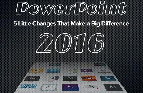 PowerPoint 2016