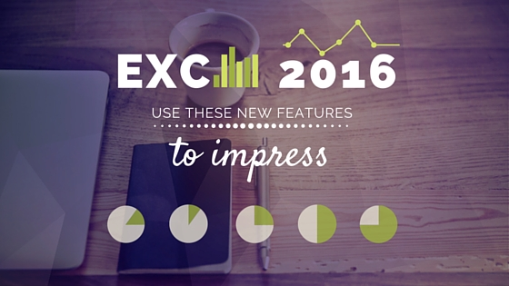 excel2016 new features