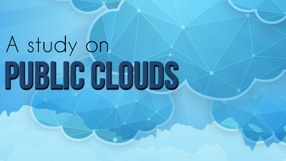 a study on public clouds