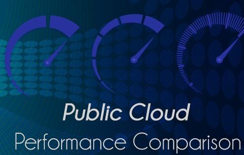 public clouds performance comparison