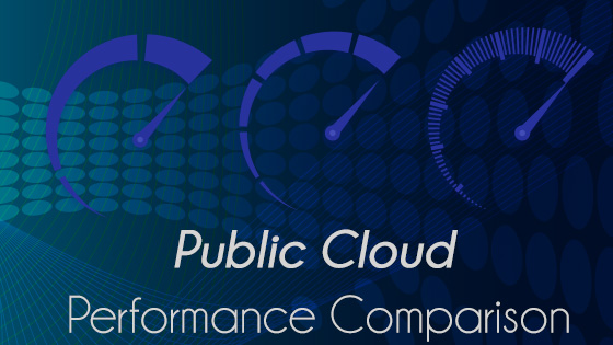 public clouds performance comparison