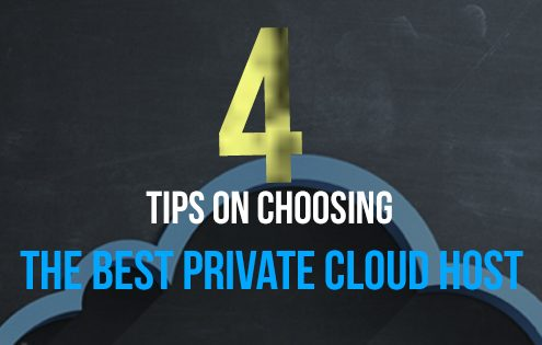 How to choose the best private cloud host