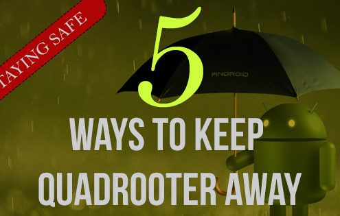 How to keep your phone from Quadrooter