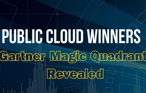 Garnet report reveals the top cloud companies