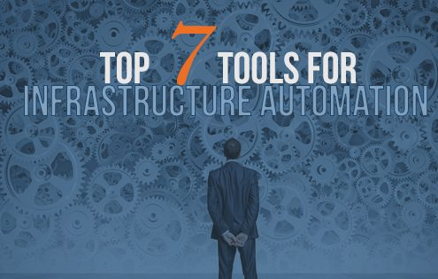 Best tools for infrastructure automation