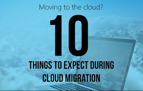 What to expect during Cloud Migration