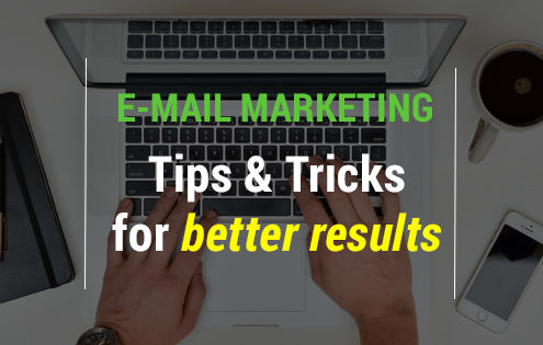 e-mail marketing - tips and tricks for better results