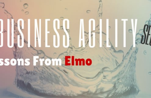 4 Business Agility Secrets: Lessons From Elmo