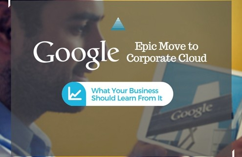 Google's Move To Corporate Cloud