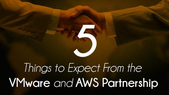 5 insights into the future of VMware and AWS