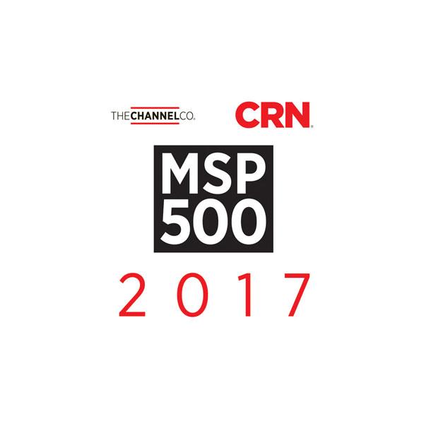 MSP 500 Award 2017