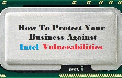 Intel Vulnerabilities
