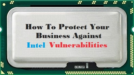 Intel Vulnerabilities