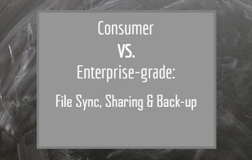 Consumer vs. Enterprise-grade