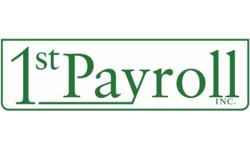 1st Payroll