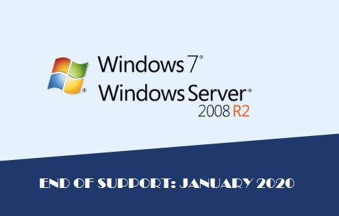 Windows 7 & Server 2008 R2 EOL