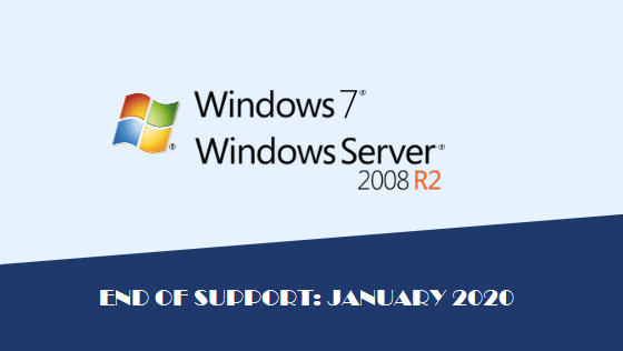 Windows 7 & Server 2008 R2 EOL
