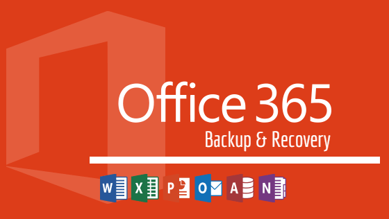 Office365 Backup & Recovery