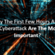 Hours after cyberattack