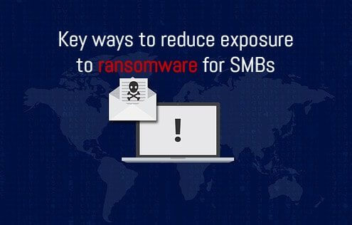 Reducing exposure to ransomware